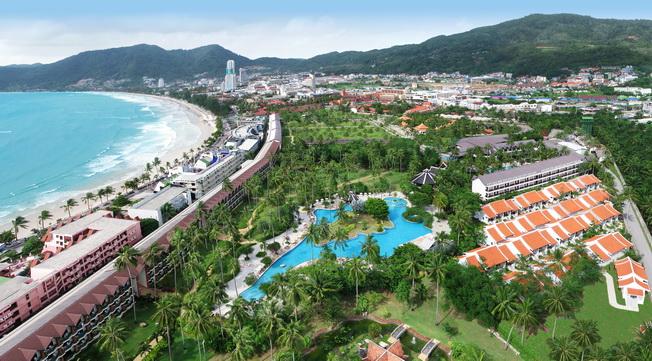 Hotel Duangjitt Resort Patong Beach Phuket